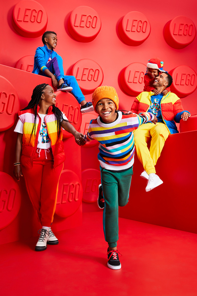 LEGO Collection x Target apparel