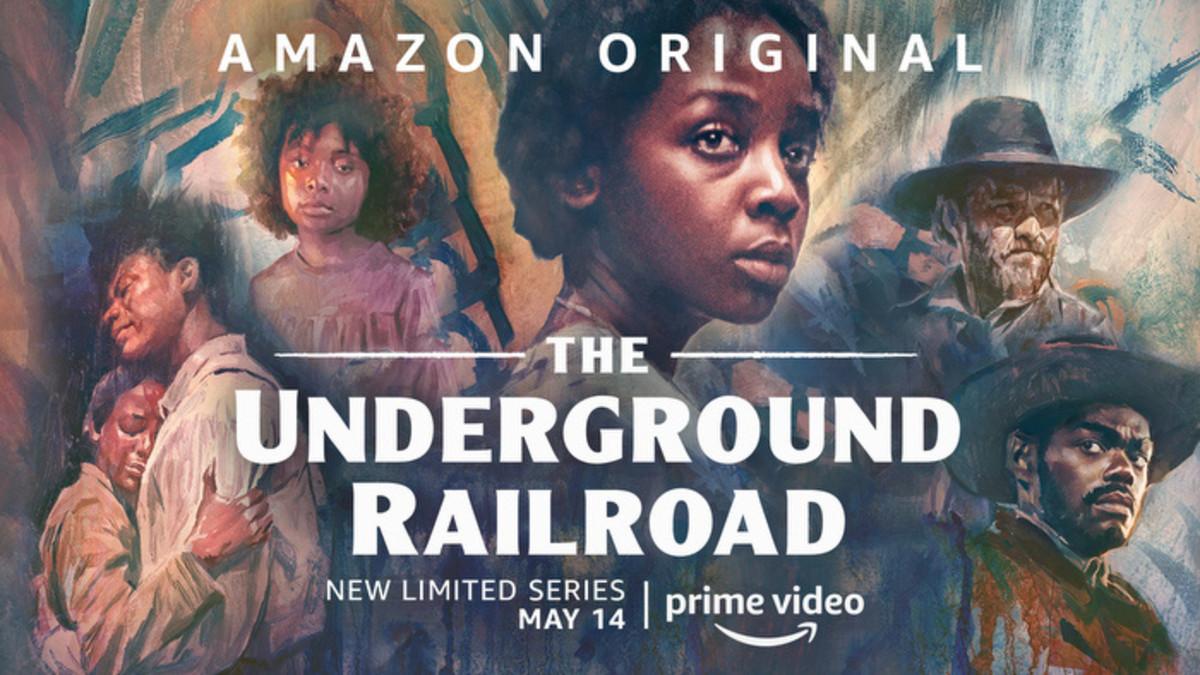 The Underground Railroad group art