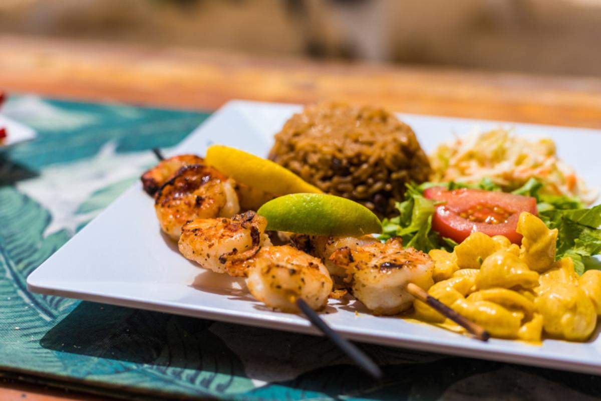 Anguillan cuisine