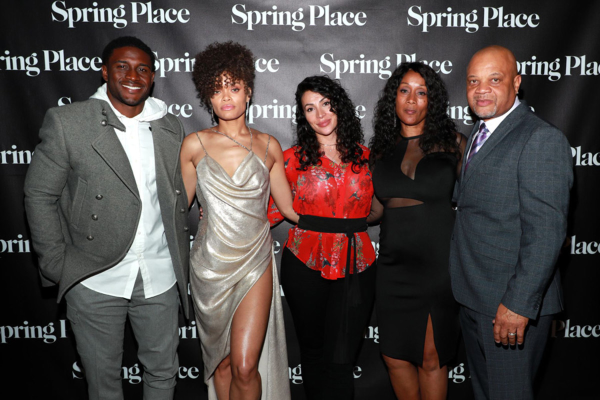 Spring Place LA x Andra Day