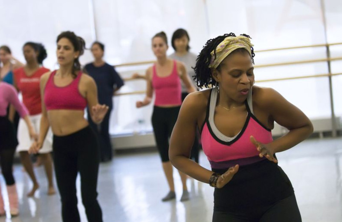 Samba Afro-Brazilian at Ailey Extension