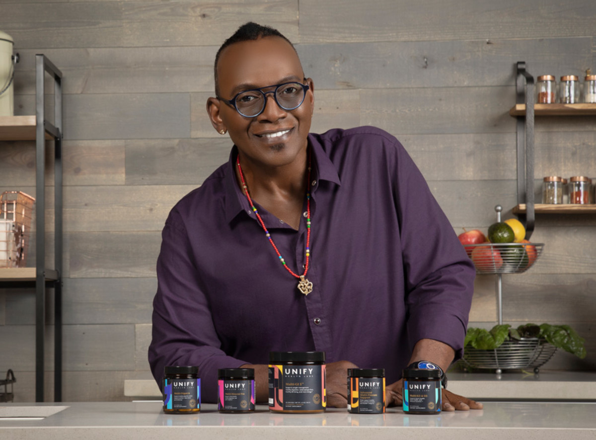 Randy Jackson's Unify Health Labs products