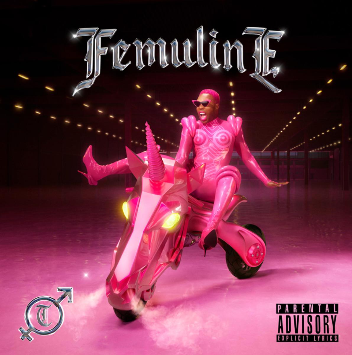 Album cover of Todrick Hall's Femuline