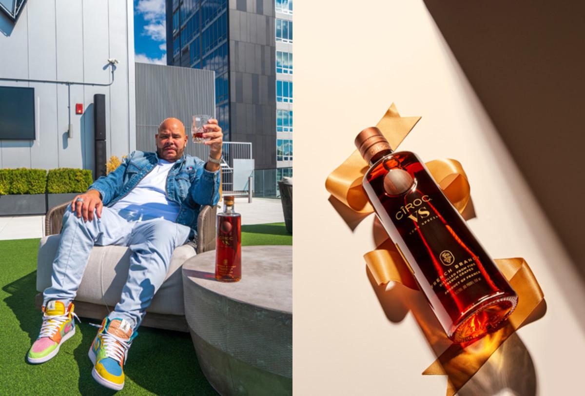 Fat Joe cheers to fathers with CÎROC VS Fine French Brandy.