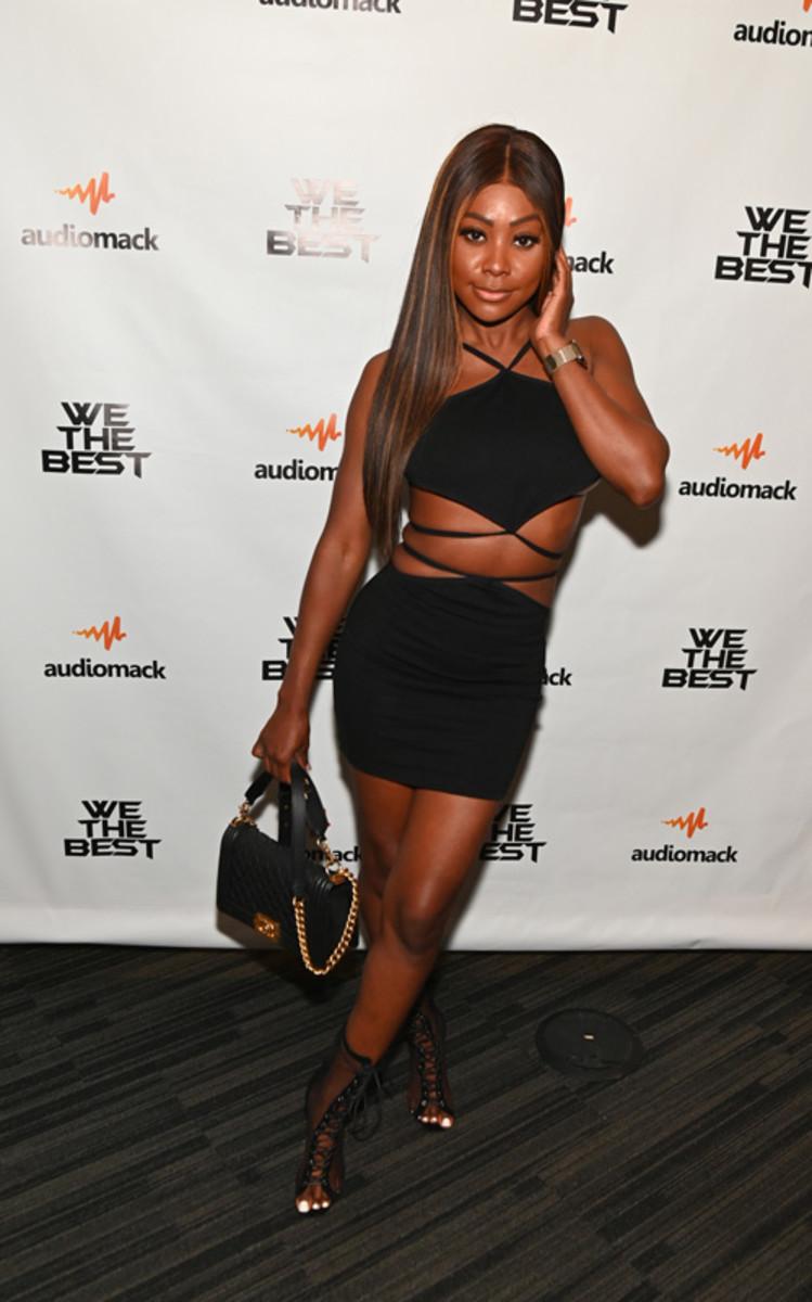 """Yahné Coleman attends Audiomack's """"Beyond the Beat"""""""