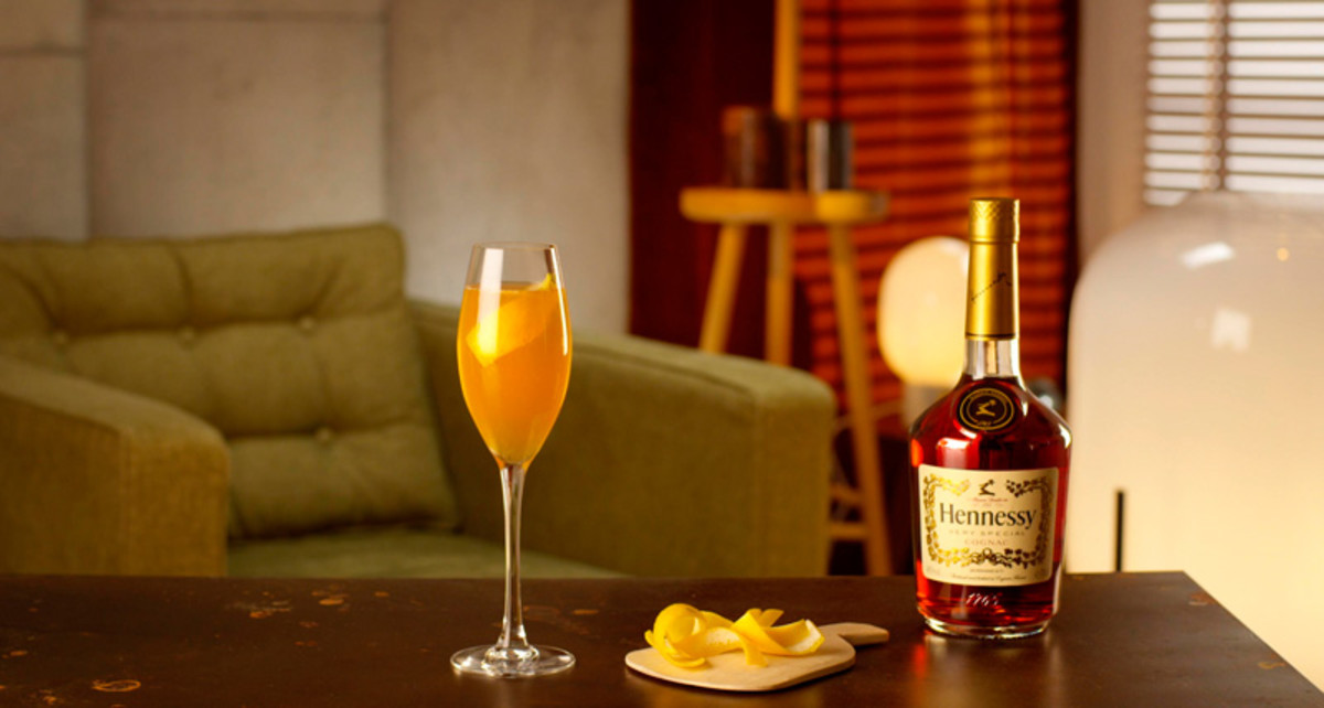 The Whitney by Hennessy V.S.O.P