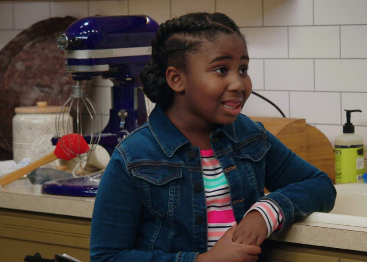 Celina Smith as Rebecca Wilson in Tyler Perry's Young Dylan