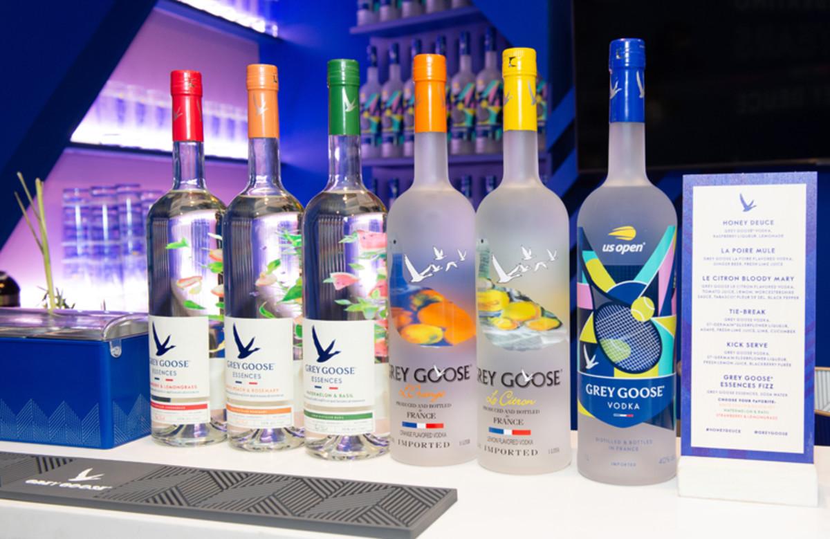Grey Goose Vodka portfolio